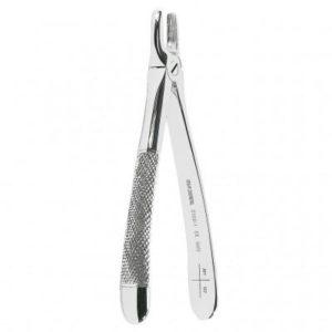 Product photo: Щипцы N1 для удаления зубов для верхних резцов и клыков с зубчиками | Asa Dental (Италия)