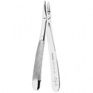 Product photo: Щипцы N1 для удаления зубов универсальные для верхних резцов и клыков с зубчиками | Asa Dental (Италия)