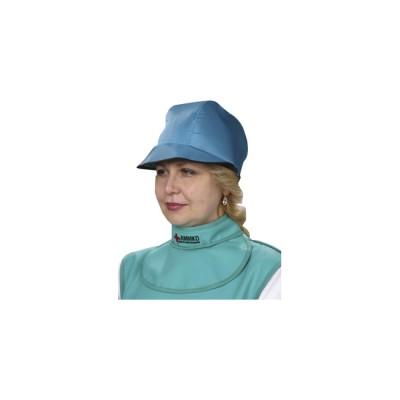 Фото - Шп РЗ-«Р-К» - шапочка рентгенозащитная для персонала | Спецмедприбор (Россия)