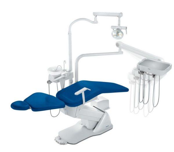 Product photo: Синкрус Элит 1 - стоматологическая установка с нижней подачей инструментов