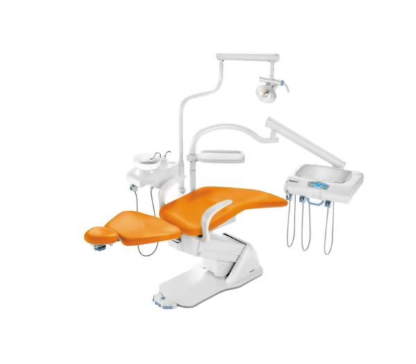 Product photo: Синкрус Элит 2 - стоматологическая установка с нижней подачей инструментов