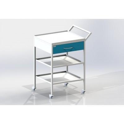 Product photo: СИП-3 - столик передвижной инструментальный