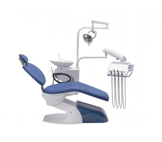 Product photo: Smile MINI 04 Contact - стоматологическая установка с нижней подачей