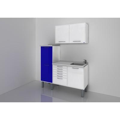 Product photo: STERIL CENTER 4 - комплект мебели для стерилизации и хранения стоматологических инструментов