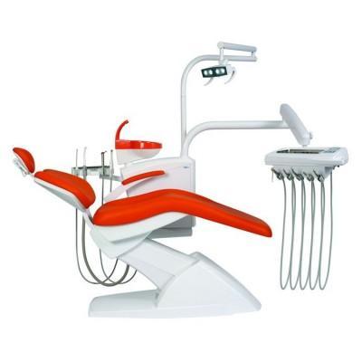 Product photo: Stomadent IMPULS S200 NEO - стационарная стоматологическая установка с нижней/верхней подачей инструментов