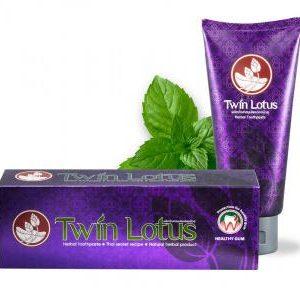 "Product photo: Twin Lotus Зубная паста ""Рецепт здоровых десен"" 120гр."