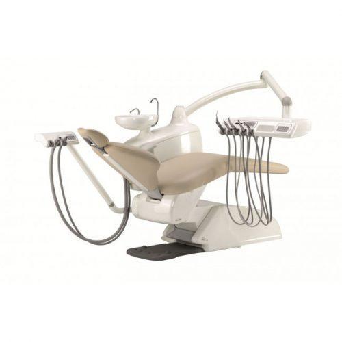 Фото - Universal C Carving - стоматологическая установка с нижней подачей инструментов   OMS (Италия)