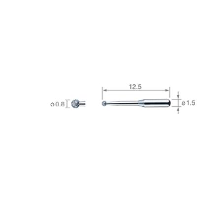 Фото - V-G70 - клиновидные насадки для минимального инвазивного лечения (3шт.) | NSK Nakanishi (Япония)