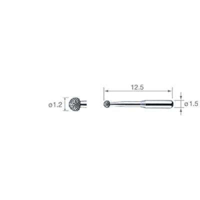 Фото - V-G71 - клиновидные насадки для минимального инвазивного лечения (3шт.)   NSK Nakanishi (Япония)