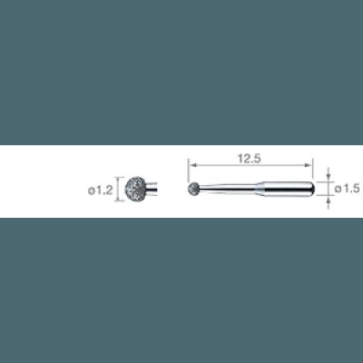 Product photo: V-G71 - клиновидные насадки для минимального инвазивного лечения (3шт.)   NSK Nakanishi (Япония)
