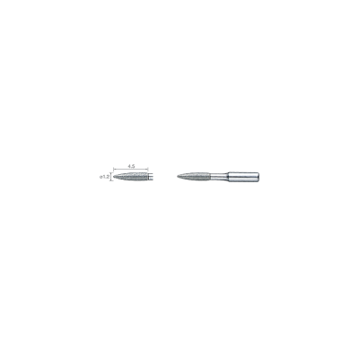 Product photo: V-G78 - насадки для завершающей обработки