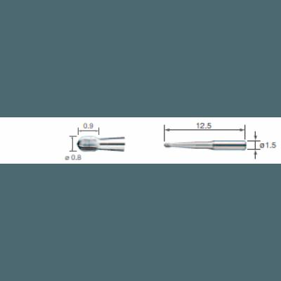 Product photo: V-S1 - насадки V-Tip для препарирования дентина (3шт.)   NSK Nakanishi (Япония)