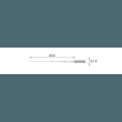 Product photo: V-U15 - V-файл для ирригаци 23 мм ISO15 (6шт.) | NSK Nakanishi (Япония)