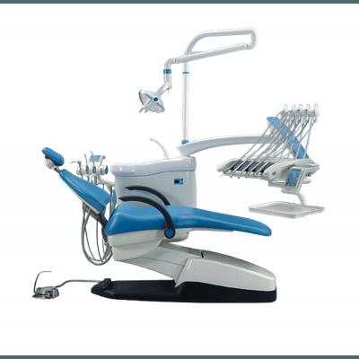 Product photo: Valencia 02 - стоматологическая установка с нижней/верхней подачей инструментов | Runyes (Китай)
