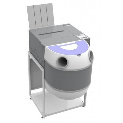 Фото - Velopex MD 3000 - проявочная машина со столом для общей рентгенологии (в том числе для стоматологических пленок) | Velopex (Великобритания)