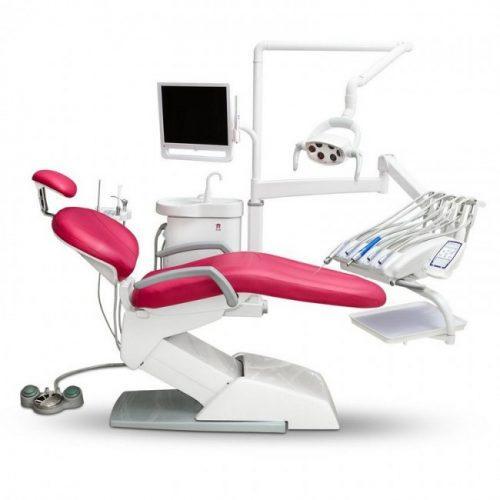 Фото - Victor 100 (AM8050) - стоматологическая установка с нижней/верхней подачей инструментов | Cefla Dental Group (Италия)