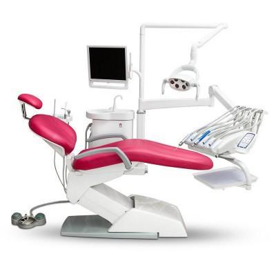 Product photo: Victor 100 (AM8050) - стоматологическая установка с нижней/верхней подачей инструментов | Cefla Dental Group (Италия)