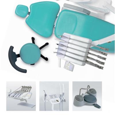 Фото - Victor 200 ADV (AM8050) - стоматологическая установка улучшенной комплектации с нижней/верхней подачей инструментов | Cefla Dental Group (Италия)