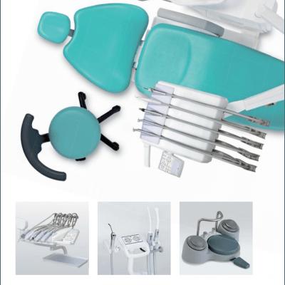 Product photo: Victor 200 ADV (AM8050) - стоматологическая установка улучшенной комплектации с нижней/верхней подачей инструментов | Cefla Dental Group (Италия)