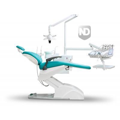 Product photo: Victor 6015 ADV (AM8015) - стоматологическая установка улучшенной комплектации с нижней/верхней подачей инструментов | Cefla Dental Group (Италия)