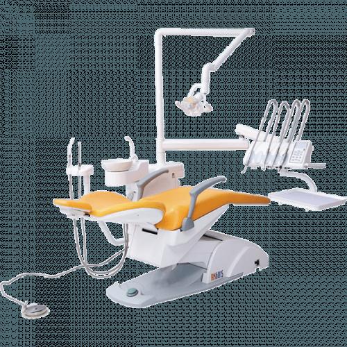 Фото - Victor 6015 (AM8015) - стоматологическая установка с нижней/верхней подачей инструментов   Cefla Dental Group (Италия)