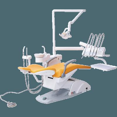 Product photo: Victor 6015 (AM8015) - стоматологическая установка с нижней/верхней подачей инструментов   Cefla Dental Group (Италия)