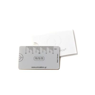 Product photo: White Balance from Sasсha Hein - серая карта для дентальной фотографии | Spectrolab (Германия)