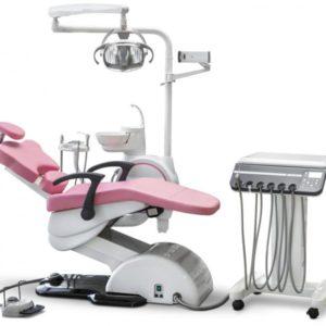 Product photo: WOD 550 детская с подкатным блоком - Стоматологическая установка
