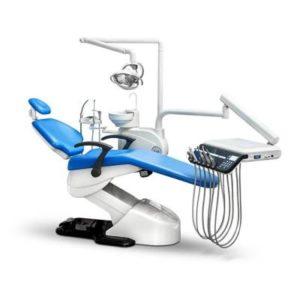 Product photo: WOD550 - стоматологическая установка с нижней подачей инструментов   Woson (Китай)