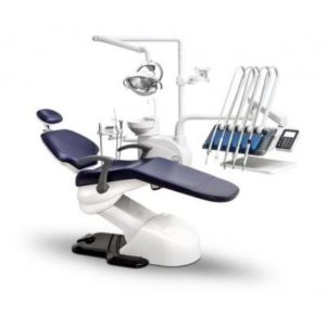Product photo: WOD550 - стоматологическая установка с верхней подачей инструментов   Woson (Китай)