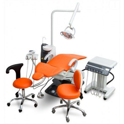 Фото - WOD730 - стоматологическая установка с подкатным блоком | Woson (Китай)
