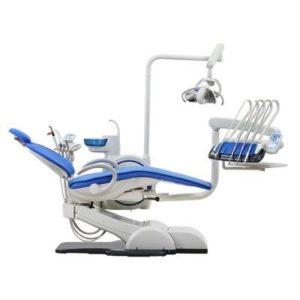 Product photo: WOD730 (WOVO) - стоматологическая установка с верхней подачей инструментов   Woson (Китай)