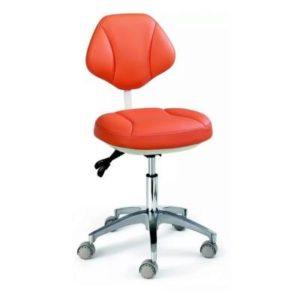 Product photo: WS-4 - стул врача-стоматолога с мягкой спинкой | Romax (Китай)