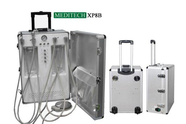 Фото - XP8В – Мобильная (портативная) стоматологическая установка | Meditech (Тайвань)