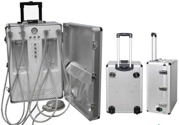 Product photo: XP8В – Мобильная (портативная) стоматологическая установка | Meditech (Тайвань)