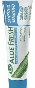 Product photo: Зубная паста без фтора «Aloe Fresh Sensitive»