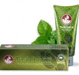 Product photo: Зубная паста Twin Lotus Рецепт от налета и пятен на зубах 120гр.
