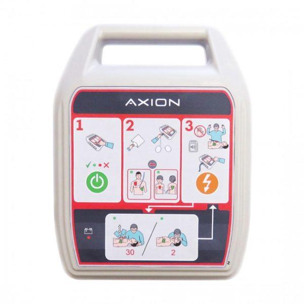 Фото - ДА-Н-05 АКСИОН - автоматический наружный дефибриллятор, базовая модель | AXION (Россия)
