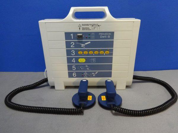 Фото - Primedic Defi-B - ручной наружный монофазный дефибриллятор | METRAX GmbH (Германия)