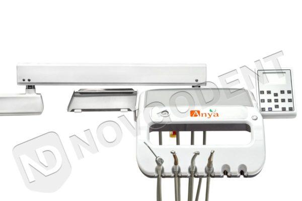 Фото - Mercury 3600 New - стоматологическая установка с нижней подачей инструментов | Mercury (Китай)