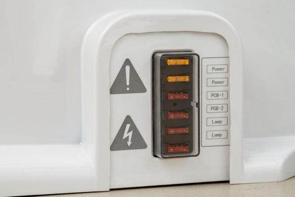 Фото - Mercury 330 LUX - стоматологическая установка с нижней подачей инструментов | Mercury (Китай)